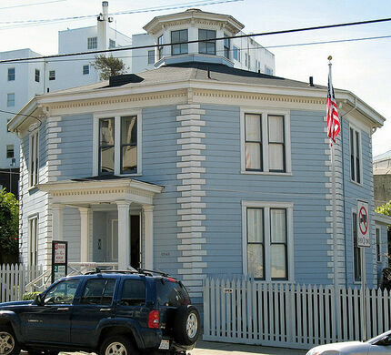 McElroy Octagon House – San Francisco, California - Atlas ... on octagon house layout, octagon vacation house plans, octagon room floor plan, craftsman home floor plans, octagon house kit, round octagon house plans, watertown octagon house plans, victorian architecture floor plans, siheyuan floor plans, 1920s tudor floor plans, octagon house building plans, dome home floor plans, de young museum floor plans, octagon timber frame house plans, small octagon house plans, 2 story octagon house plans, washington national cathedral floor plans, sears homes floor plans, octagon beach house plans,