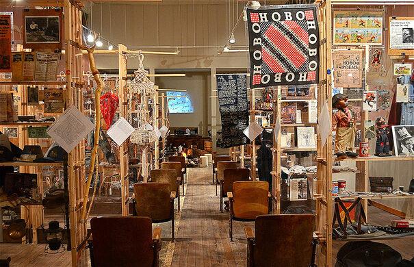 The Hobo Museum