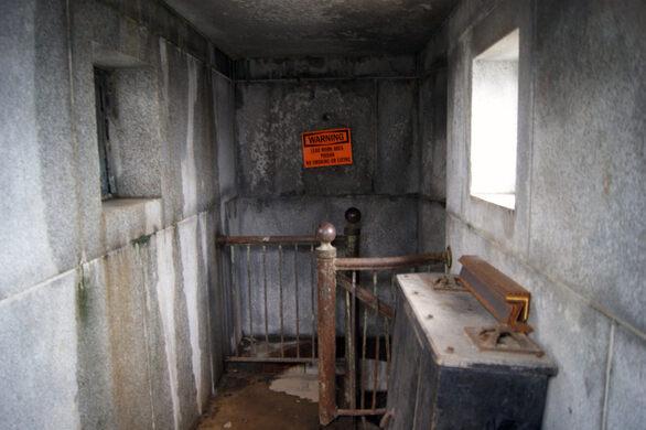 Abandoned Drawbridge Control Room – Washington, D.C. - Atlas Obscura