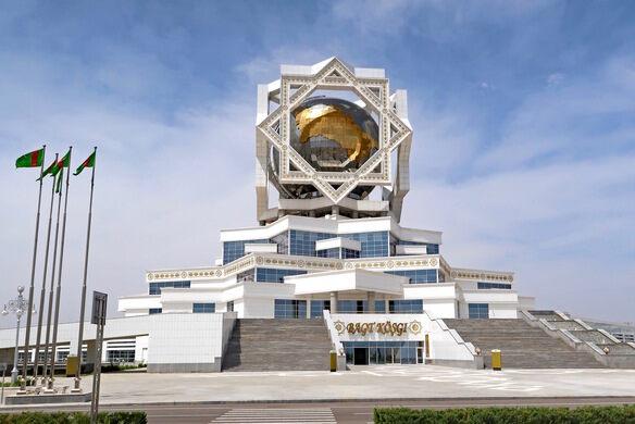 Wedding Palace – Turkmenistan