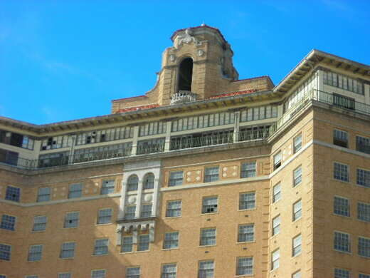 The Baker Hotel Bell Tower And Ballroom Wikimedia Commons Http En Wikipedia Org Wiki