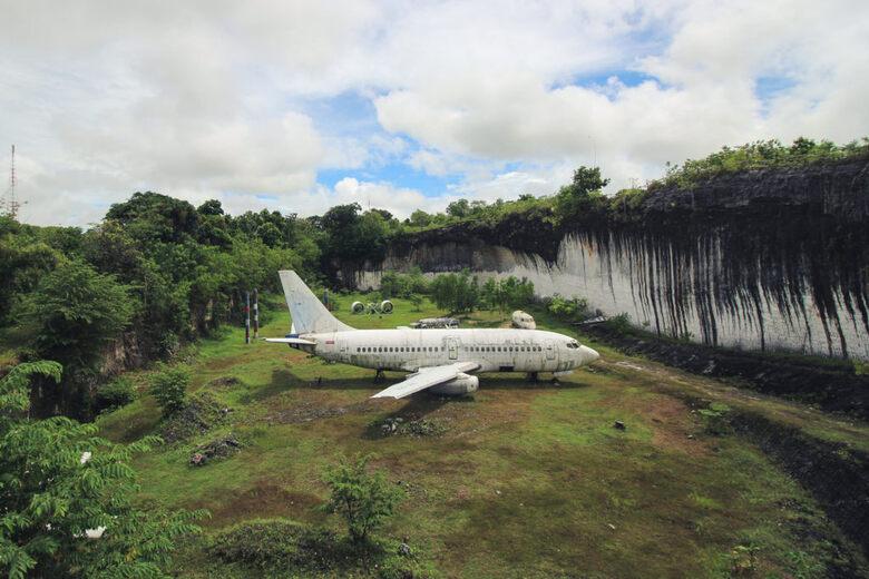 Flight To Bali Indonesia