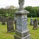 Wallace Hartley's gravestone