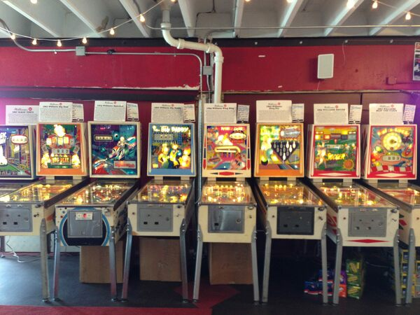 Silverball Museum Arcade – Asbury Park, New Jersey - Atlas