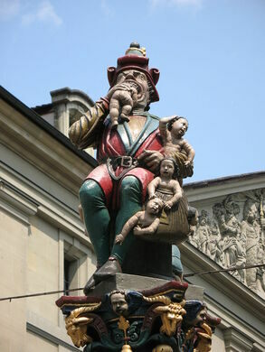 The Child Eater of Bern