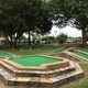 Classic mini golf hole at East Potomac