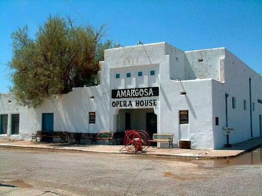 Amargosa Opera House – Inyo, California - Atlas Obscura