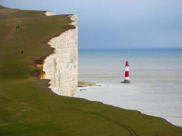 Beachy Head East Sussex England Atlas Obscura