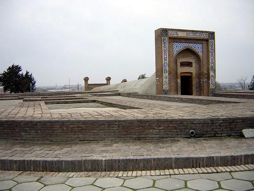 Ulugh Beg Observatory – Samarkand, Uzbekistan - Atlas Obscura