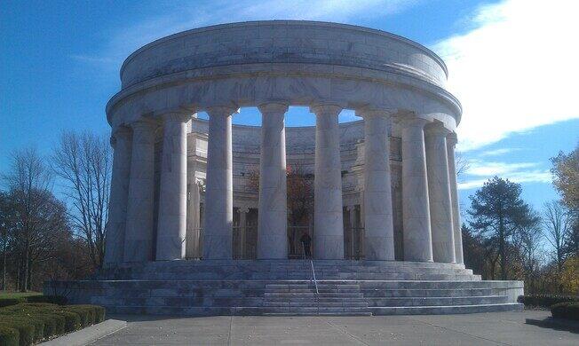 President Warren G  Harding's Tomb – Marion, Ohio - Atlas