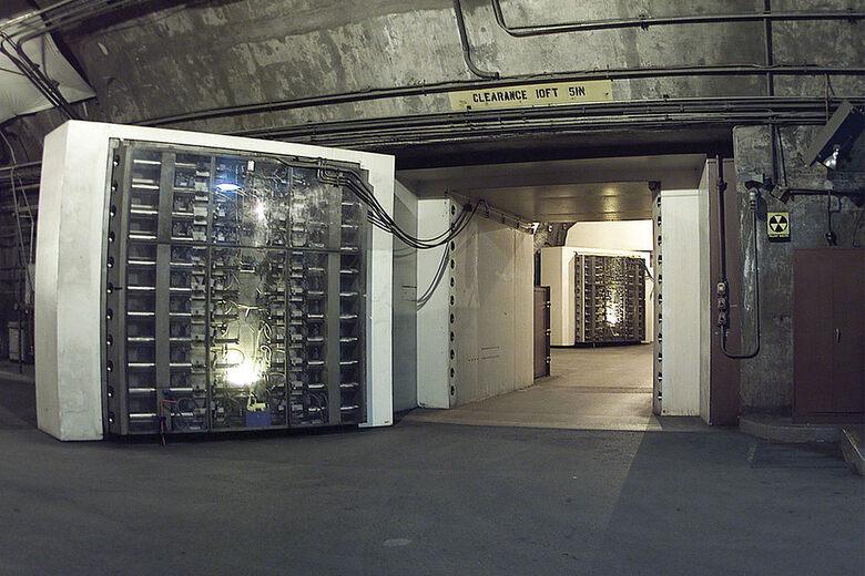 Cheyenne Mountain Nuclear Bunker Colorado Springs Colorado