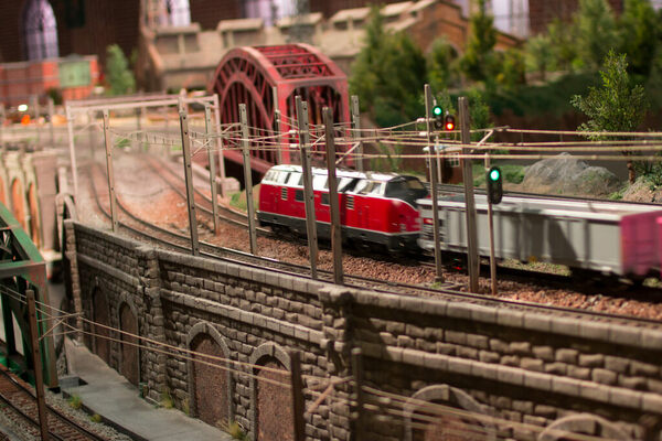 Take a Ride on 9 of the Most Incredible Model Trains in the