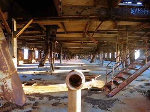Red Hook Grain Terminal – Brooklyn, New York - Atlas Obscura