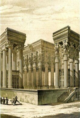 The Ruins Of Persepolis Fars Province Iran Atlas Obscura