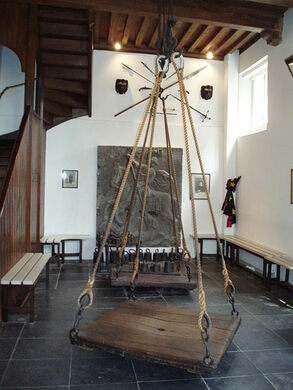 Witches Weigh House Oudewater Netherlands Atlas Obscura