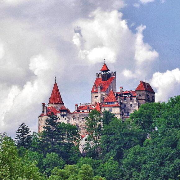 Bran Castle Bran Romania Atlas Obscura,Vintage French Decorating Ideas