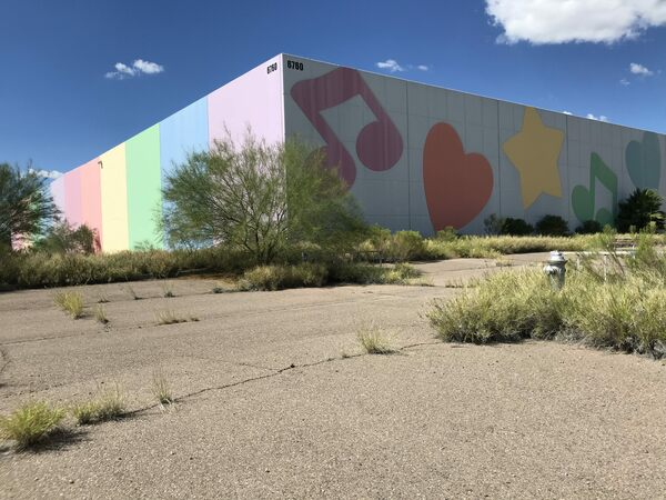 Lisa Frank Factory - Tucson, Arizona - Atlas Obscura