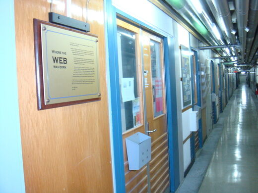 Birthplace of the Web