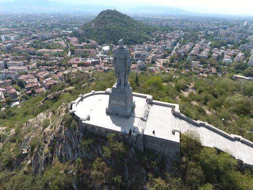 Alyosha Monument Plovdiv Bulgaria Atlas Obscura