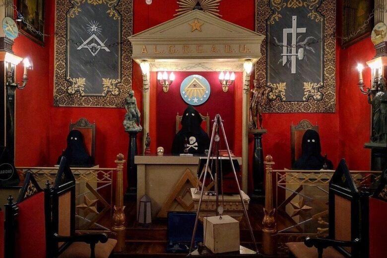 Masonic Lodge Museum
