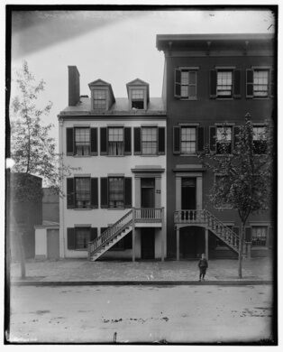 Image result for mary e. surratt boarding house