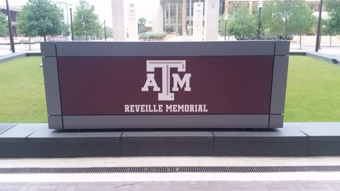 Reveille Mascot Cemetery College Station Texas Atlas