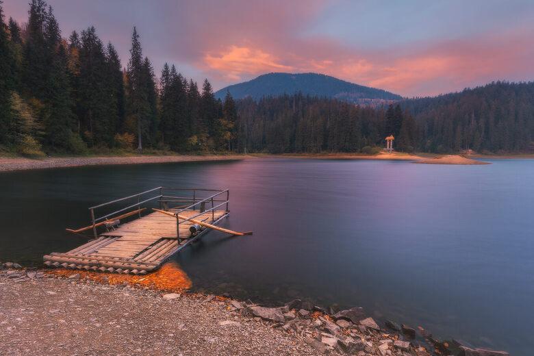 Synevyr Lake – Mizhhirs'kyi district, Ukraine - Atlas Obscura