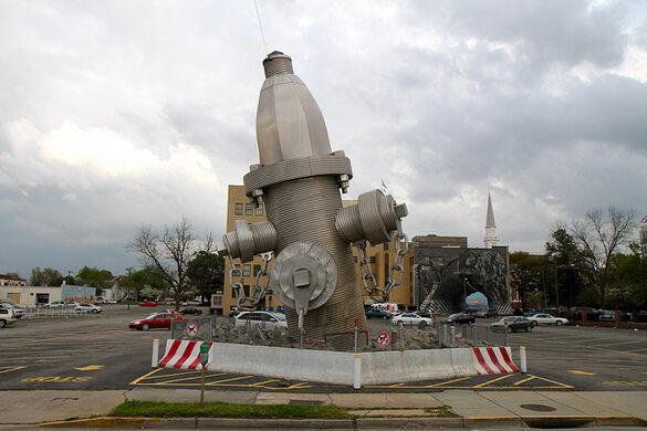 Busted Plug Plaza – Columbia, South Carolina - Atlas Obscura