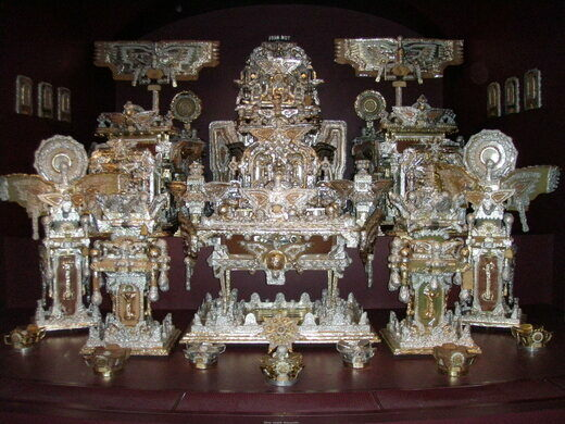 The Throne of the Third Heaven of the Nations' Millennium