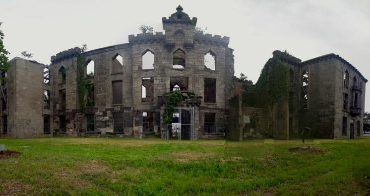 Image result for smallpox hospital roosevelt island