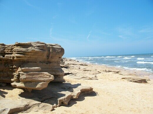 The Rocks Washington Oaks State Park Palm Coast