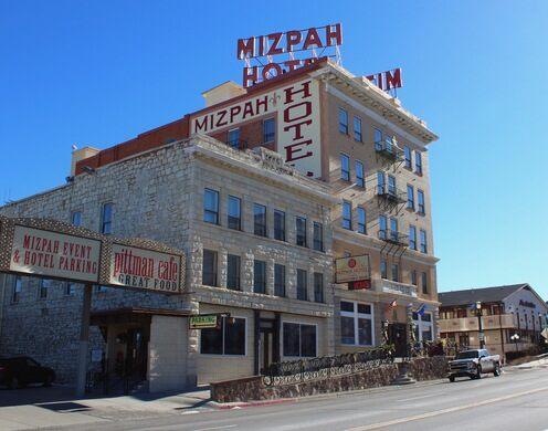 1. Mizpah Hotel in Tonopath near Las Vegas, NV