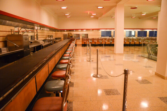 Site of the Woolworth Lunch Counter Sit-in