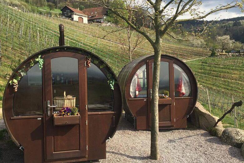 Schlafen im Weinfass – Sasbachwalden, Germany - Gastro Obscura