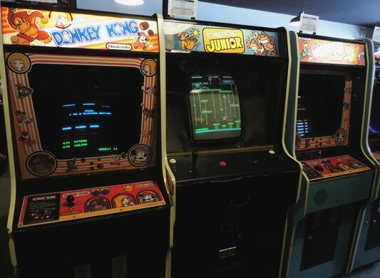 Galloping Ghost Arcade – Brookfield, Illinois - Atlas Obscura