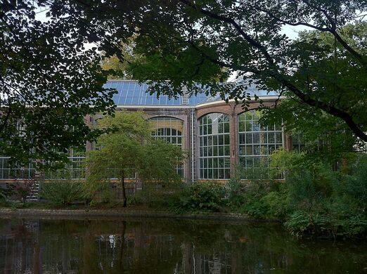 Botanische Tuin Amsterdam : Botanische tuin zuidas u amsterdam on we heart it