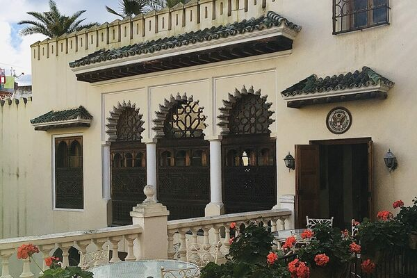 Tangier American Legation Museum in Tangier, Morocco