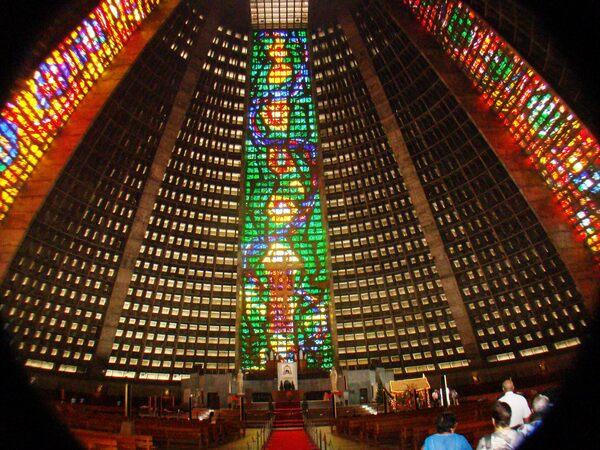 Rio De Janeiro Cathedral Rio De Janeiro Brazil Atlas