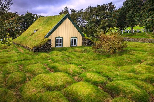 Hofskirkja Iceland Atlas Obscura