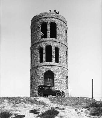 Anderson Tower Monument Salt Lake City Utah Atlas Obscura