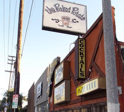 The Baked Potato Jazz Club