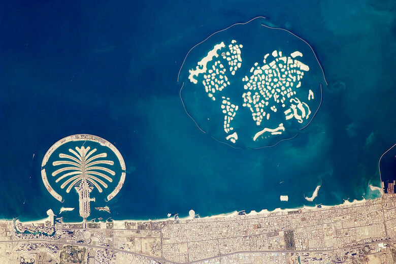 Image result for dubai up above isles