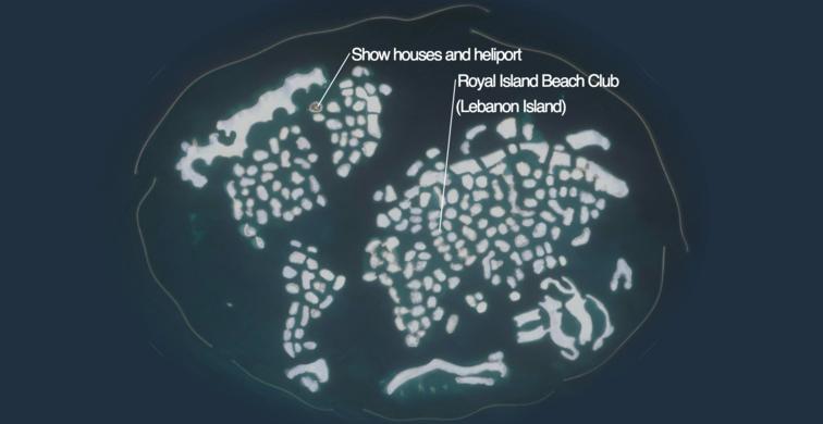 The World Islands – Dubai, United Arab Emirates - Atlas Obscura