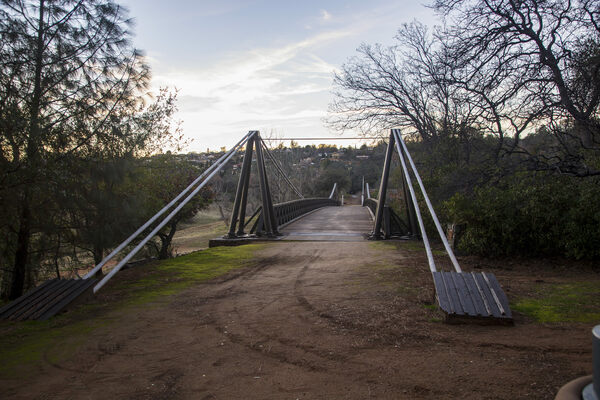 Bidwell Bar Bridge