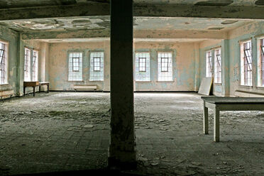 18 Abandoned Psychiatric Hospitals, and Why They Were Left Behind