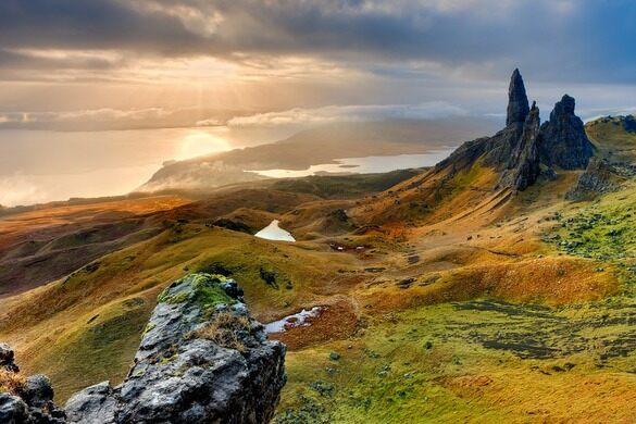 The Old Man of Storr – Isle of Skye, Scotland - Atlas Obscura