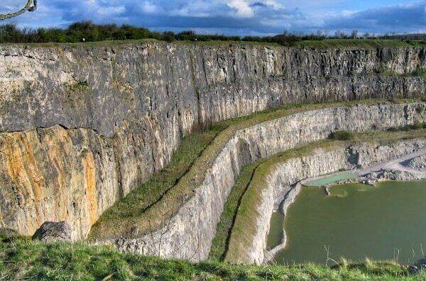 Dunald Mill Limestone Quarry