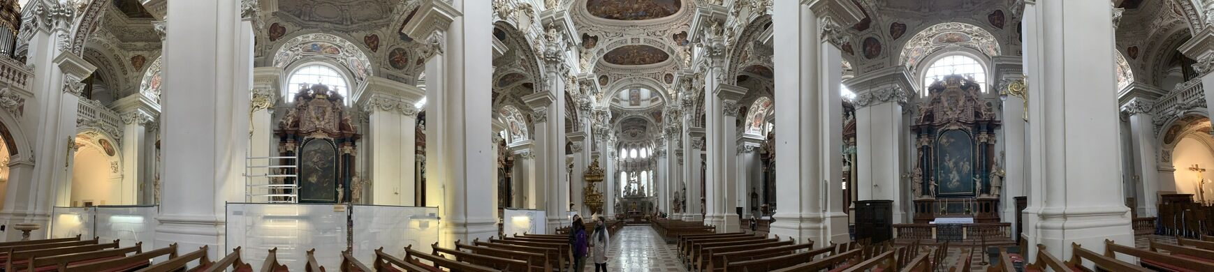 Europe's Largest Pipe Organ – Passau, Germany - Atlas Obscura