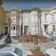 One of San Francisco's Victorian mansions has a trippy surprise inside.