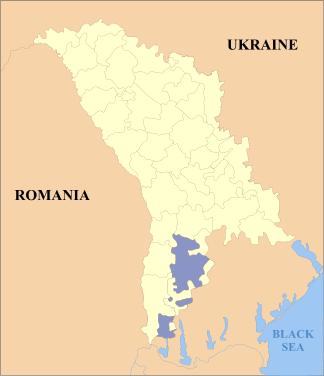 Welcome To Gagauzia Sign Moldova Atlas Obscura - Moldova interactive map